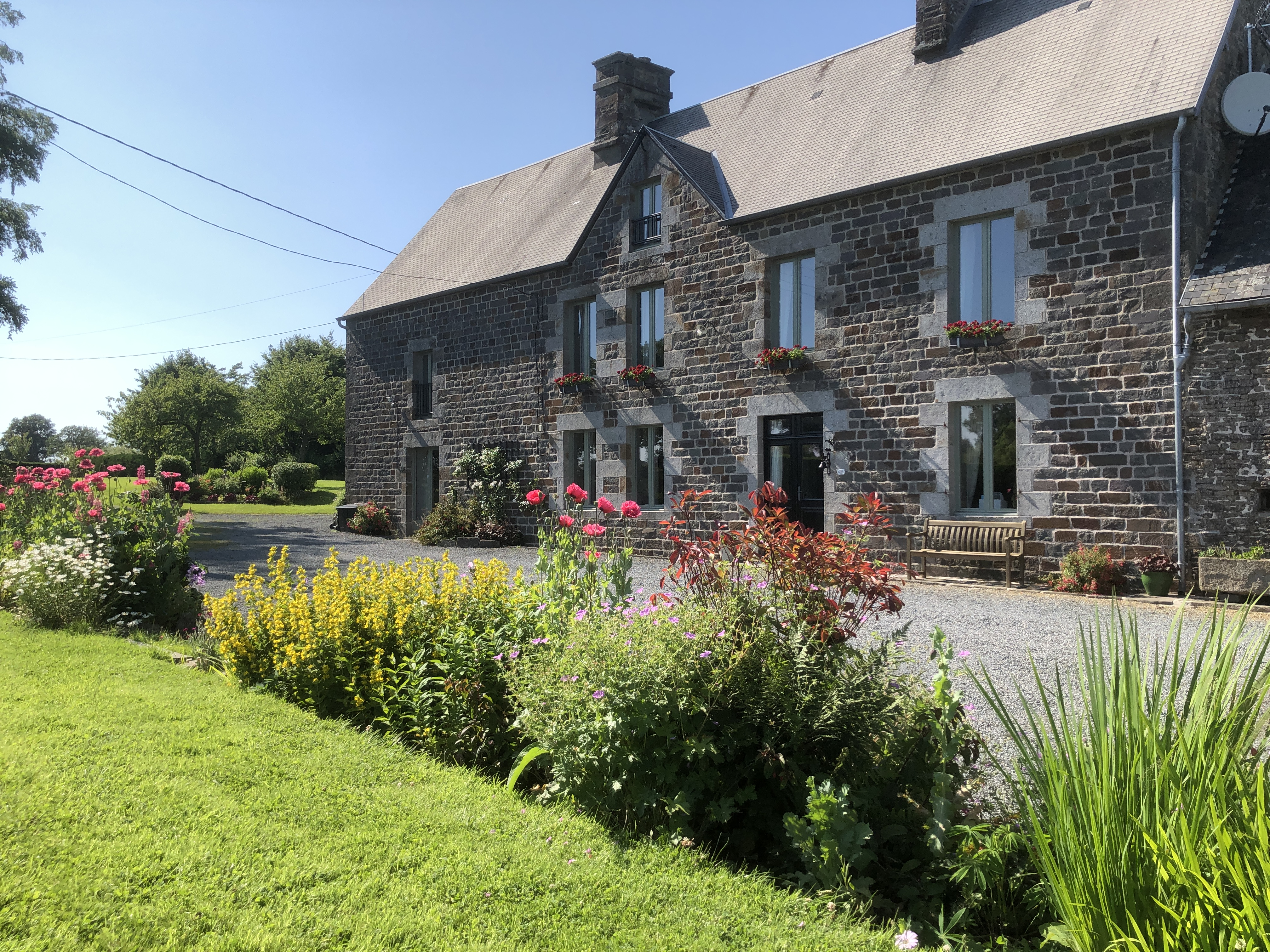 Luxury Chambres d'Hotes in Normandy